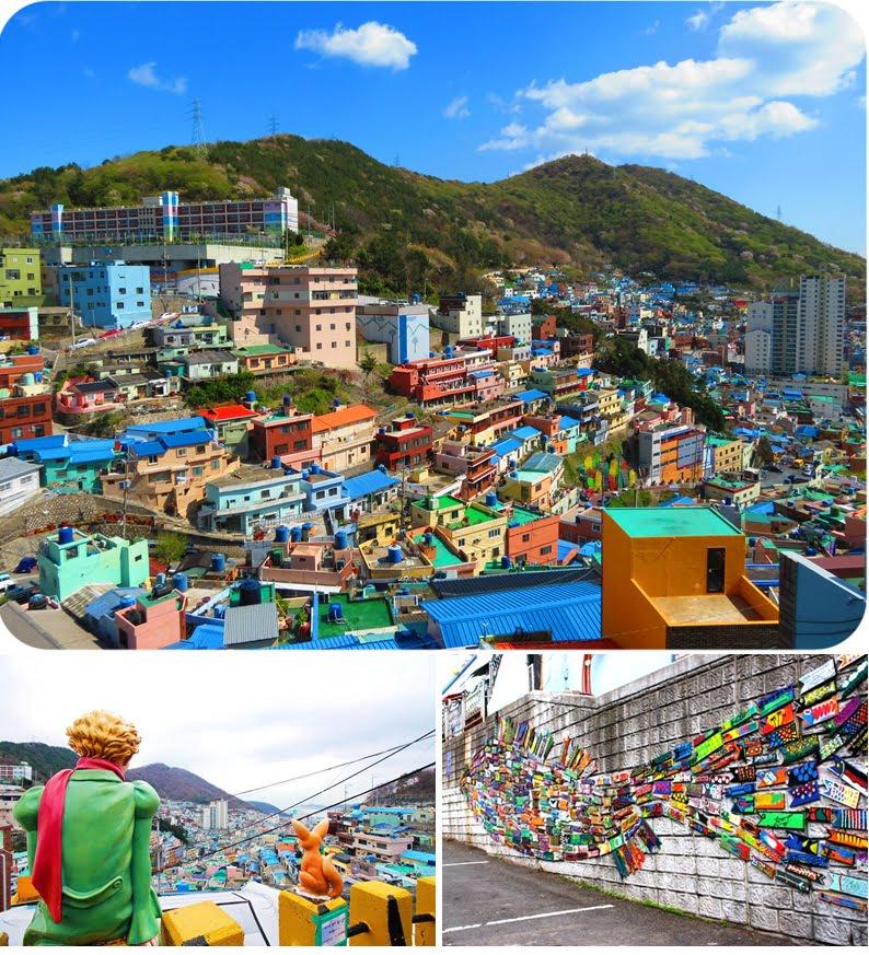เดินเที่ยวปูซาน เช็คอินเกาหลี แลนด์มาร์คของดีที่ใครๆ ก็ร้องWOW